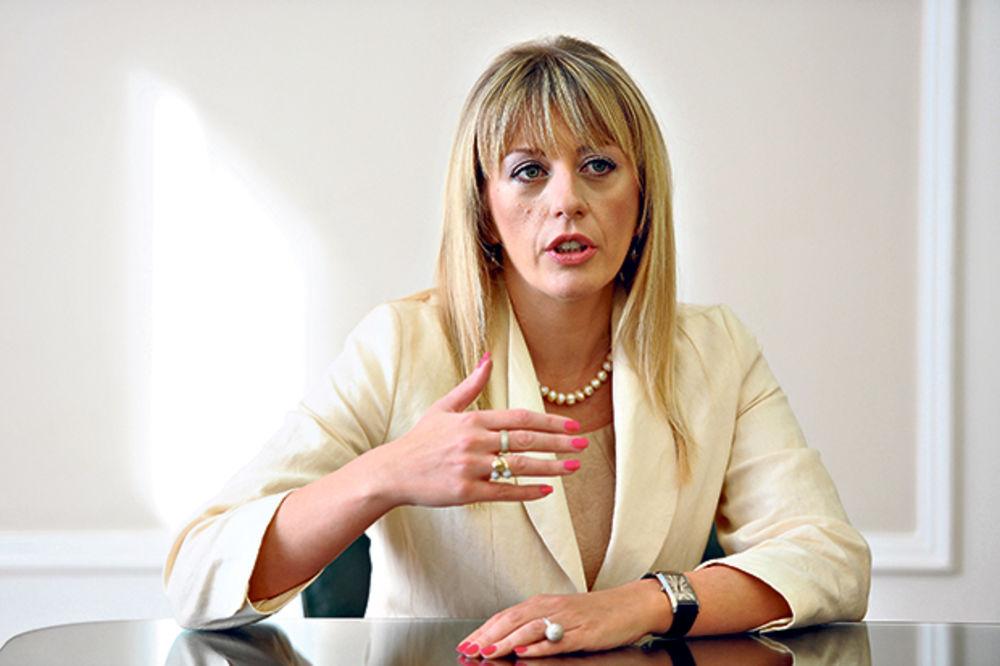 Joksimovićeva: Počeli razgovori sa kandidatima za pregovarački tim
