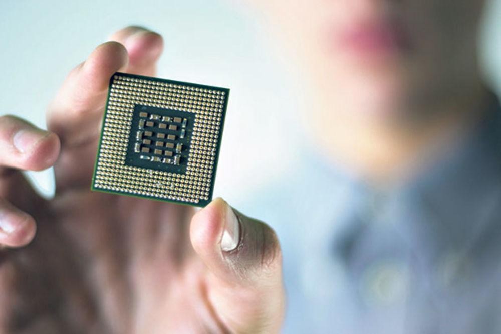 Seča gubitaka na čipovima za pametne telefone