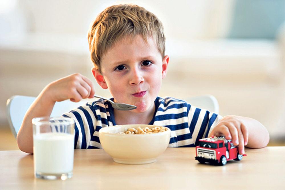 Proizvođači protiv zabrane hrane sa visokom koncentracijom šećera