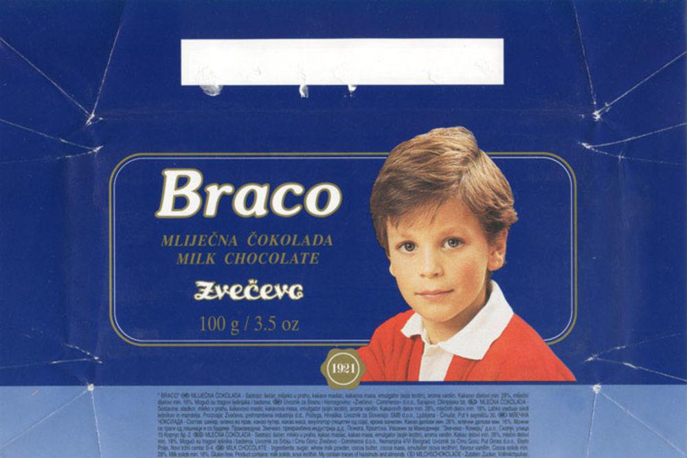 (FOTO) Ovako danas izgleda dečak sa Braco čokolade