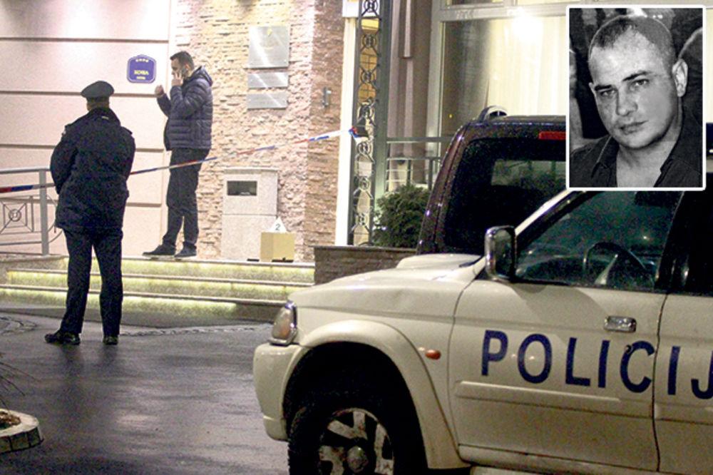 UBISTVO NA VOŽDOVCU: Veličković izrešetan dok je klečao u hotelskom WC?!