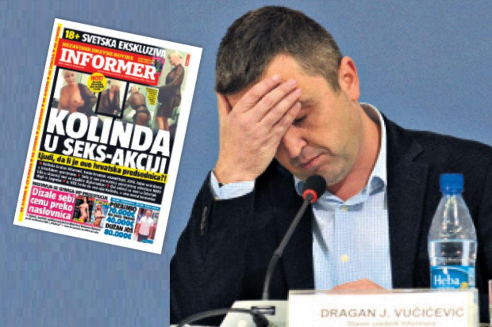 LAŽI INFORMERA: Ministarstvo kulture od tužilaštva traži prijavu protiv Vučićevića!