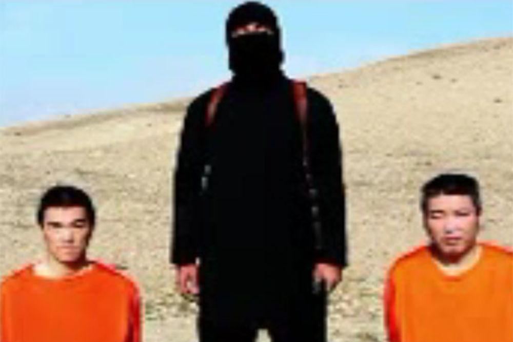 ISIL PRETI: Ubićemo 2 Japanca ako Tokio ne plati 200 miliona dolara za 72 sata