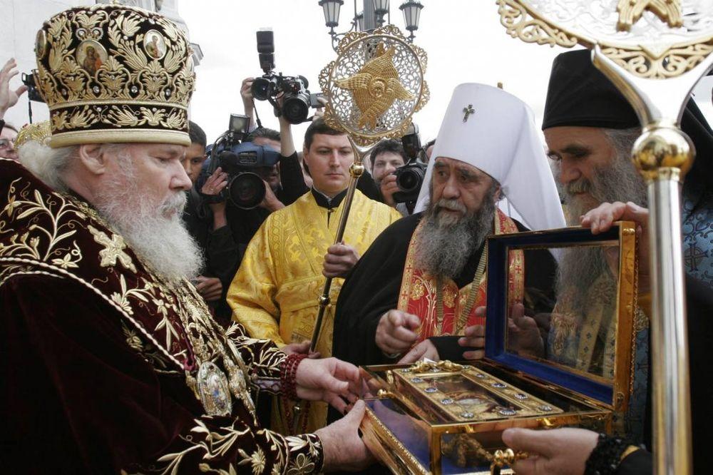 ČUDESNO PUTOVANJE: Kako je čudotvorna ruka Svetog Jovana dospela do Srbije, a potom do Cetinja