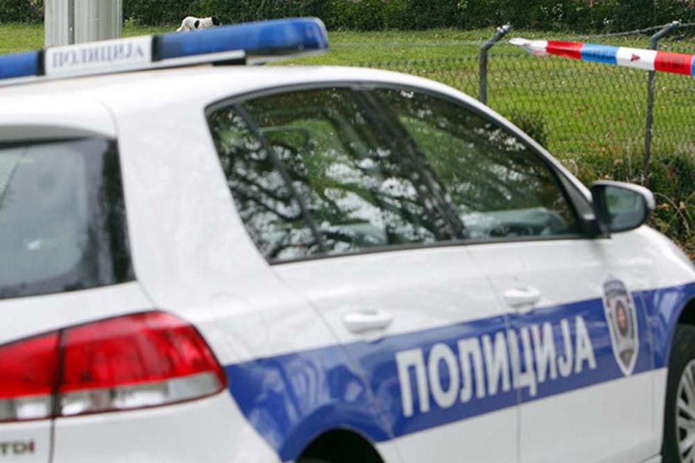 NESREĆA NA BANOVOM BRDU: U sudaru dva automobila povređena devojka