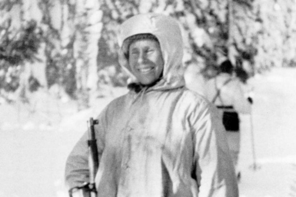 FINAC UBIO 505 SOVJETA, A KOSILI I RUSI Ovo je lista najsmrtonosnijih snajperista u II svetskom ratu