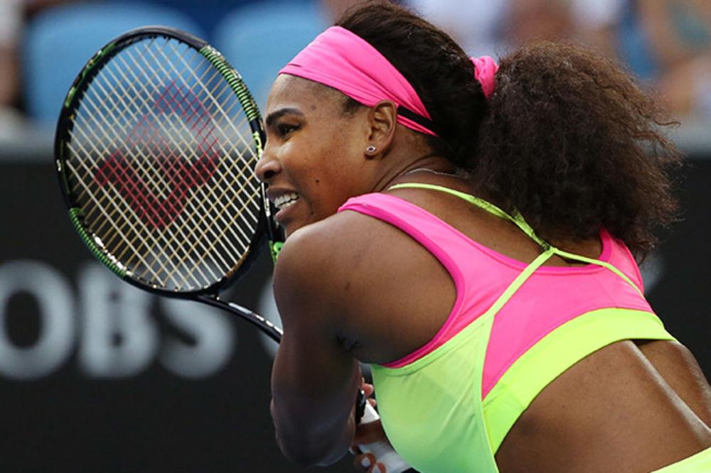 IZAZOVNA: Ovako Serena Vilijams pozira na krevetu