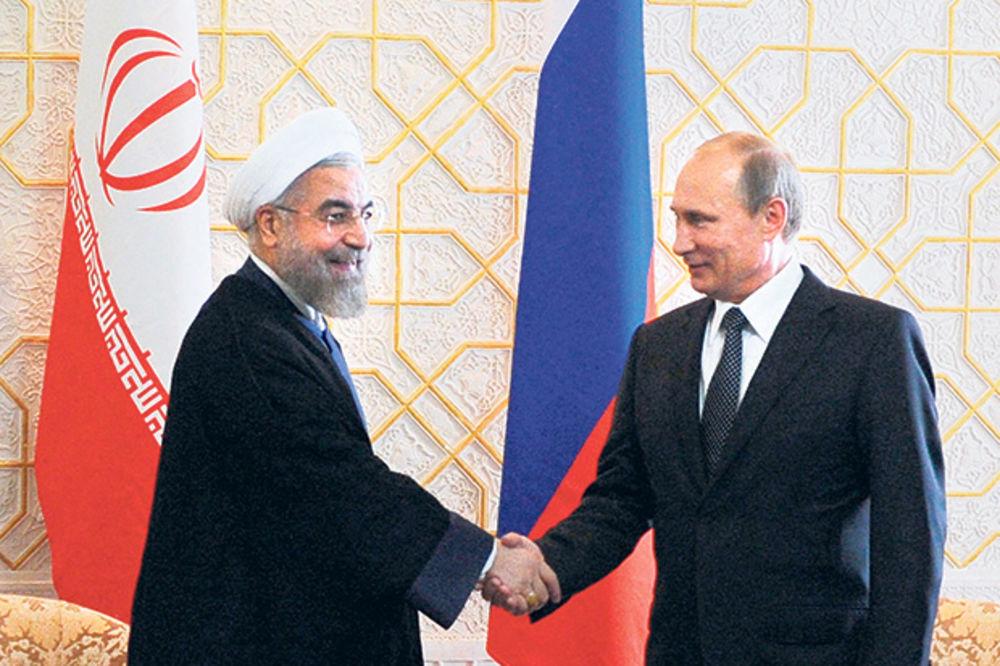 RUSIJA DOZVOLILA TRANZIT: Putin ukinuo zabranu isporuke sistema S-300 Iranu