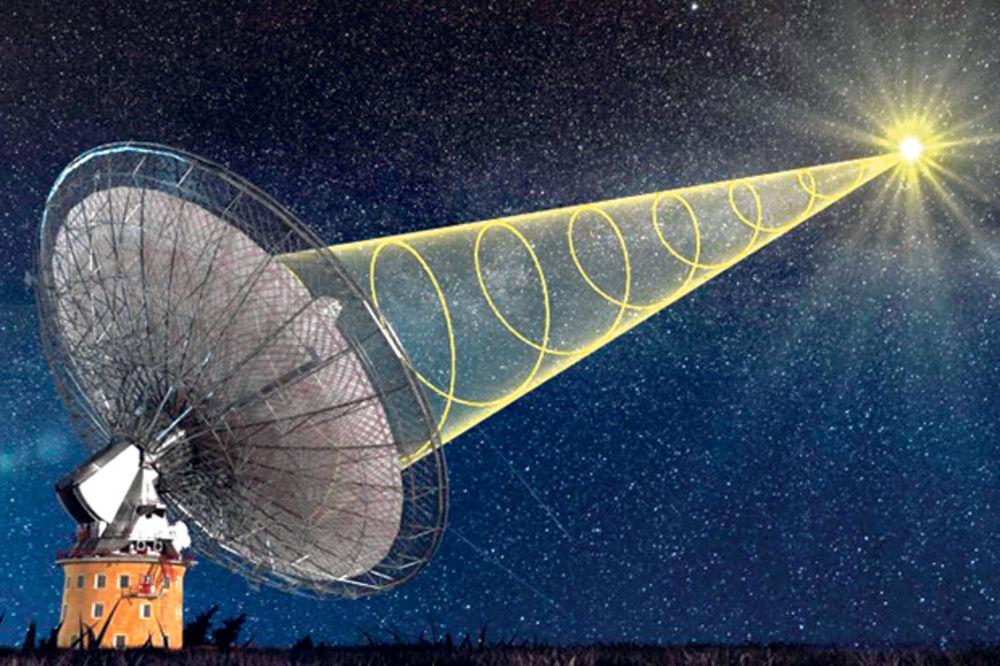 TAJNA: Vanzemaljci poslali čudan radio-signal?