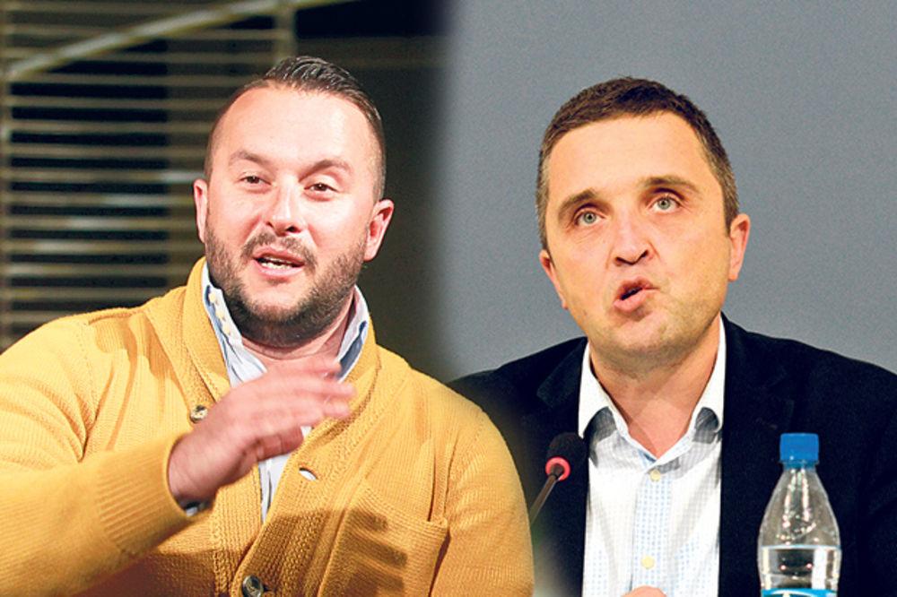 ŠOKANTNO: Vučićević brani sebe, optužio Vučića! Ivanović: Đubre jedno, optužuješ premijera!