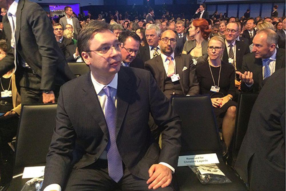 Vučić u Davosu: Uradićemo domaći zadatak do 2019. na EU je da nas prihvati ili ne!