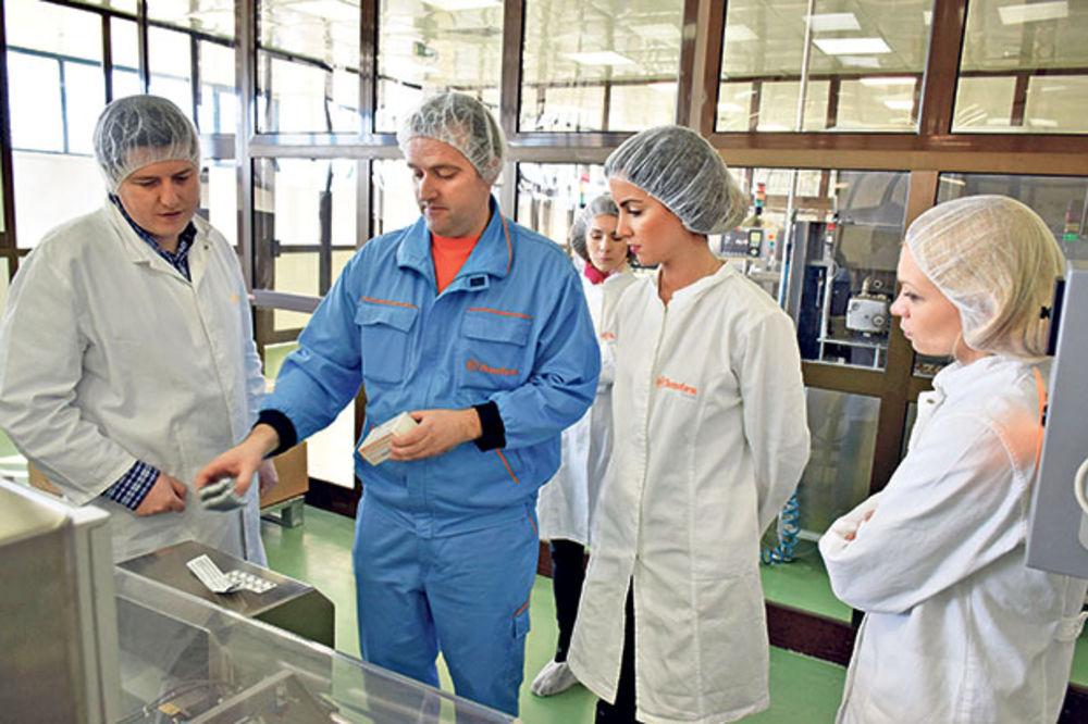 Hemofarm ulaže 22 miliona evra