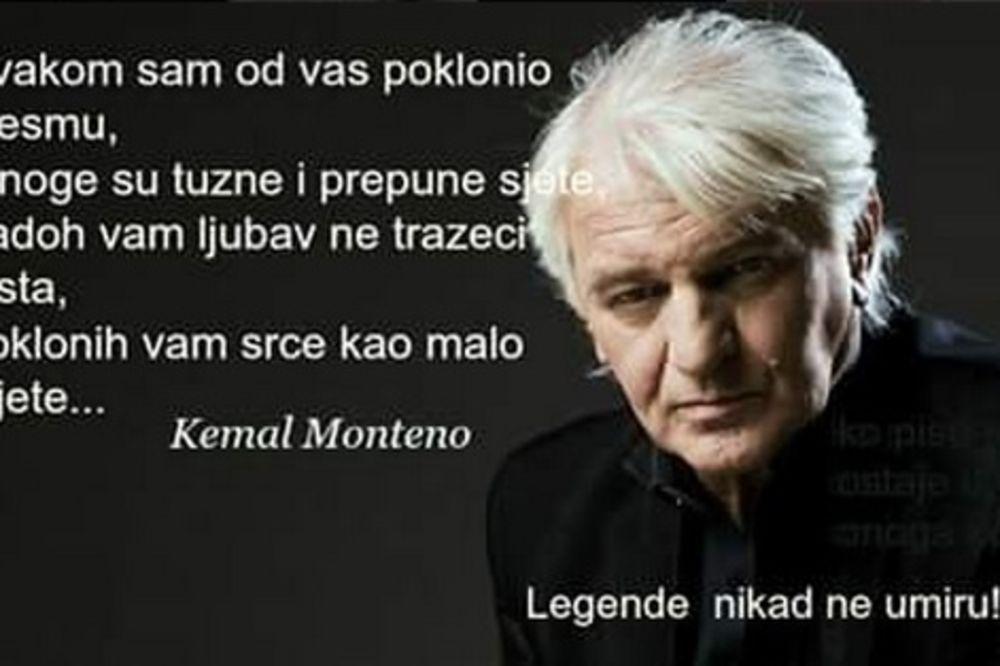 ZBOG KEME IMALI SMO RAŠTA I ŽIVETI: Najlepši tvitovi za oproštaj od Kemala Montena!
