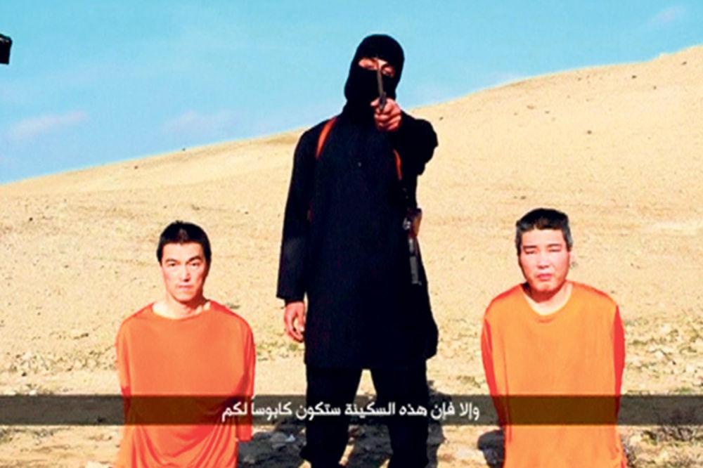 MONSTRUOZNO: Dželat ISIS odsekao glavu i drugom Japancu! (UZNEMIRUJUĆI SNIMAK)