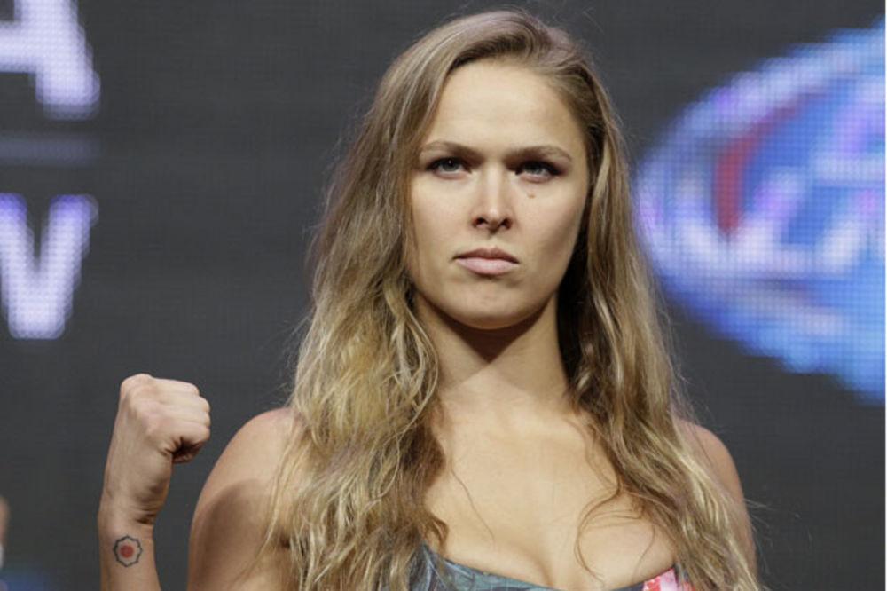(VIDEO) UFC ŠAMPIONKA OSTALA BEZ MOMKA: Imala sam savršenog dečka, a onda je uradio sledeće...