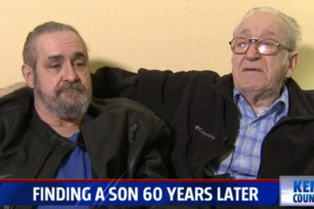 (FOTO, VIDEO) Deka (81) suze lije: 56 godina žena krila da on ima sina!