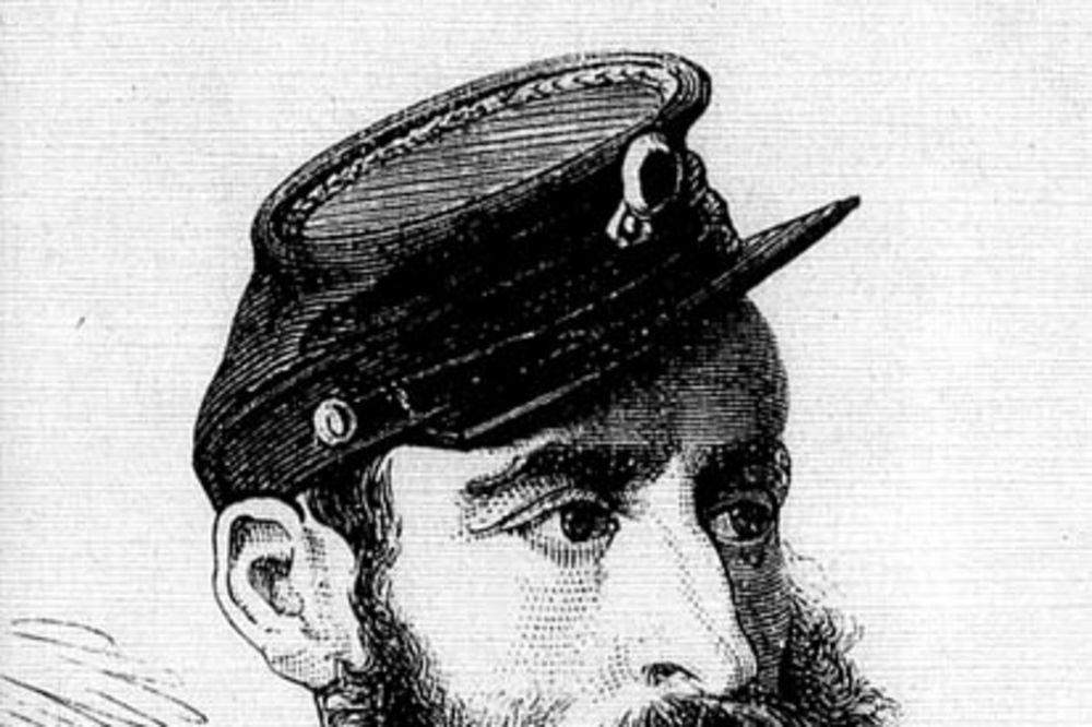 AKO POGINEM SRCE MI OSTAVITE U SRBIJI: Grof Vronski počiva u srpskom manastiru Đunisu!