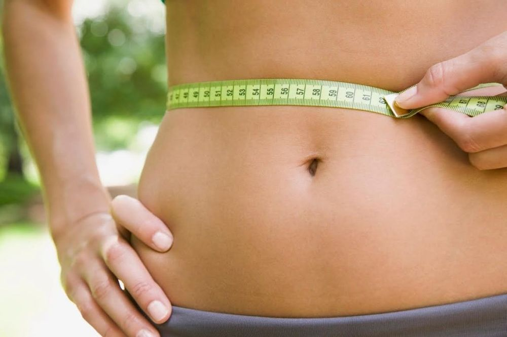 ravan stomak, struk, dijeta, metar, mršavljenje foto profimedia