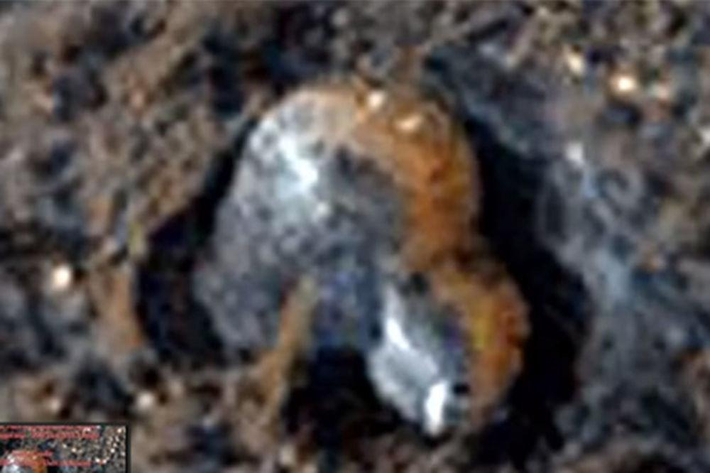 (VIDEO) NASA OTKRILA: Ovo je džinovska kupola, vanzemaljska građevina na Marsu