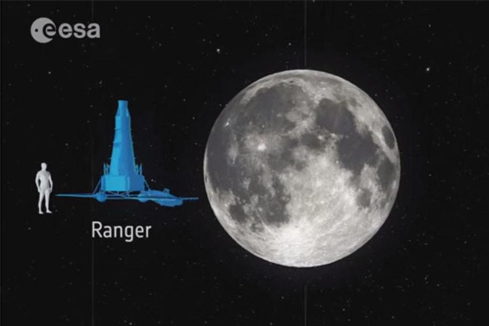 NE MOŽE NA ZEMLJI, NA MESECU MOŽE: ESA hoće da naseli Mesec da bi svi narodi živeli zajedno