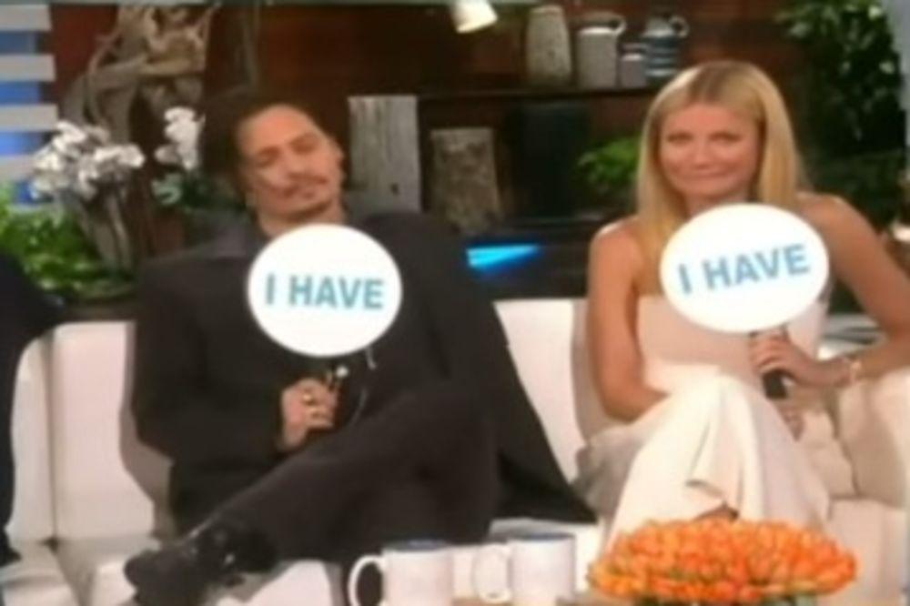 Džoni Dep i Gvinet Paltrou: Da, imali smo seks u avionu!