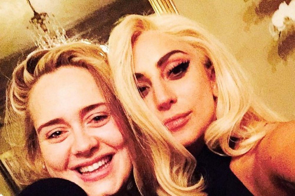 PROJEKAT KOJI ĆE OSVOJITI SVET: Adel i Lejdi Gaga snimaju zajedničku pesmu?