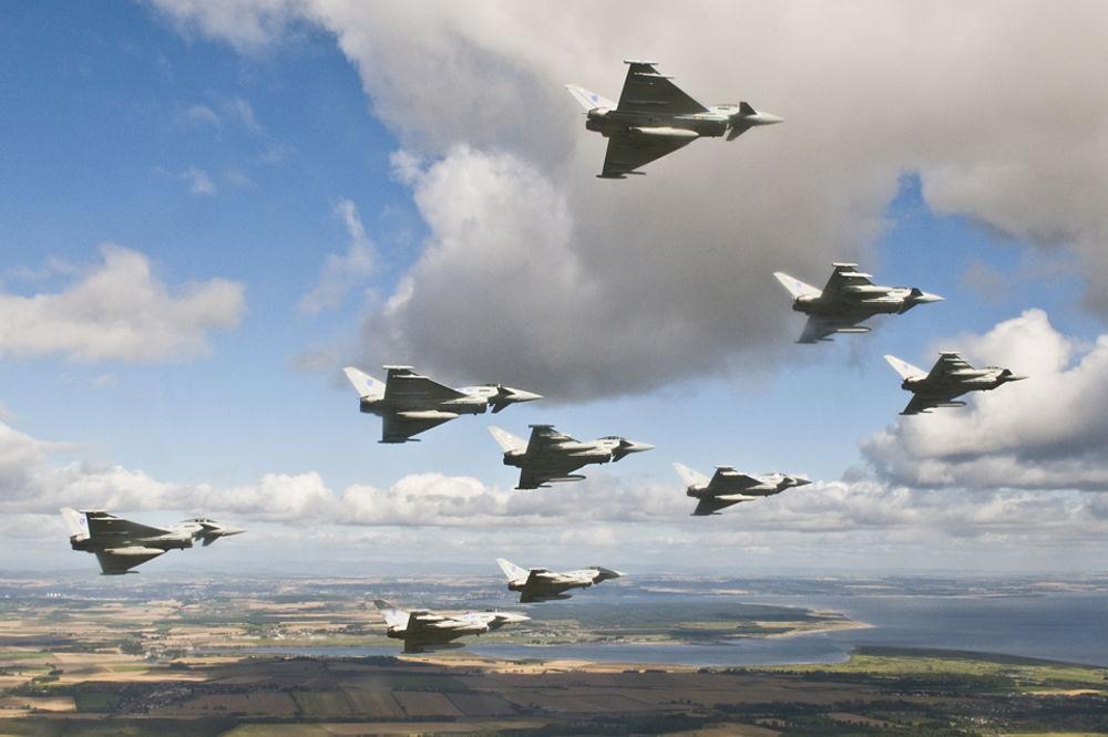 VRELA ZIMA IZNAD BALTIKA:  NATO avioni presreli rusku izviđačku letelicu