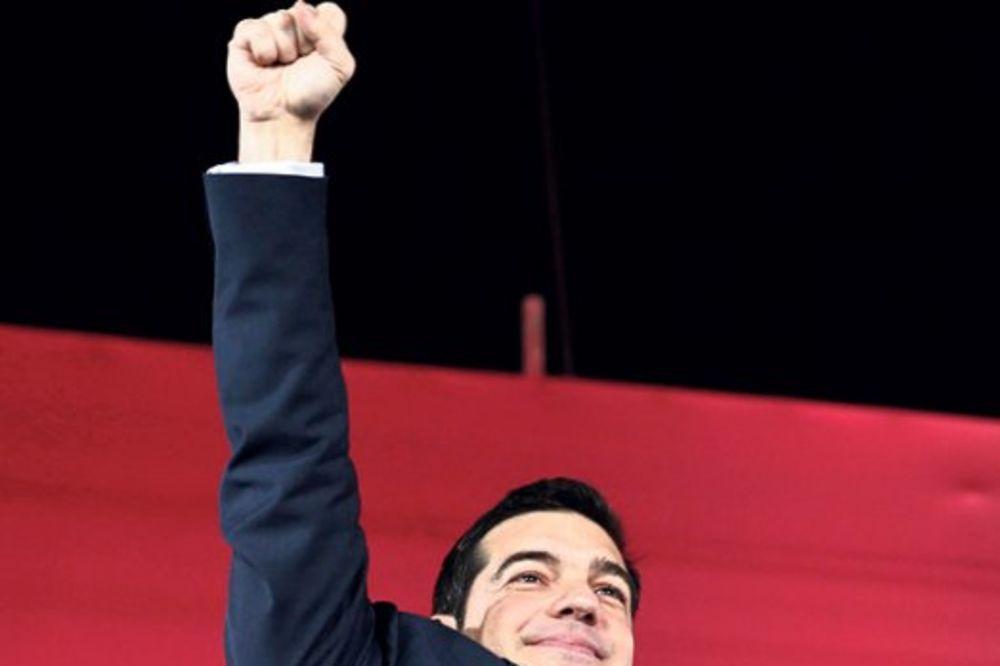 GRČKA IMA NOVOG PREMIJERA: Aleksis Cipras položio zakletvu