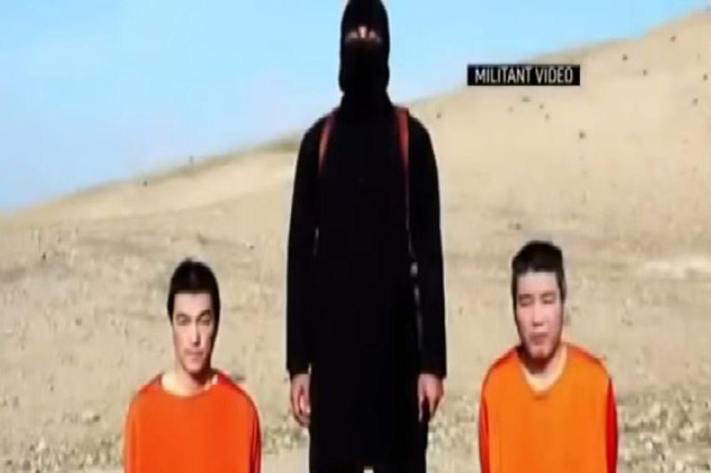 (VIDEO) ZASTRAŠUJUĆE: Džihadisti odsekli glavu i Japancu!
