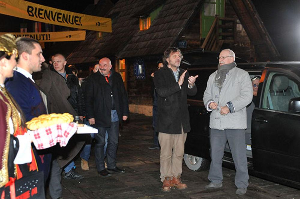 Nikita Mihalkov stigao na Kustendorf