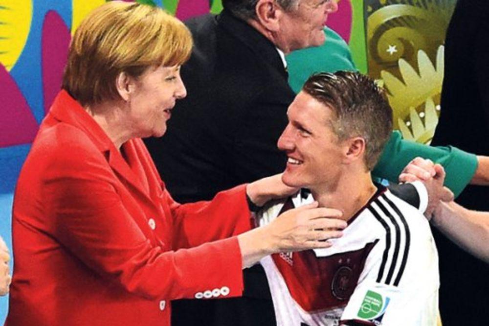 ISTINA O SRPSKOM ZETU: Švajnštajgera od pića odvikla Angela Merkel!