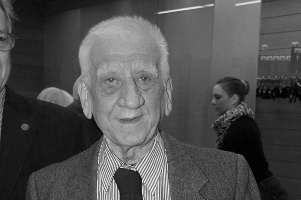 Preminuo glumac Pavle Minčić