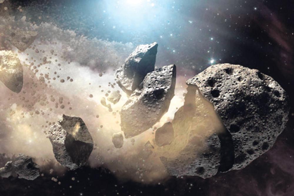 HAOS: Asteroid gigant danas će očešati Zemlju!