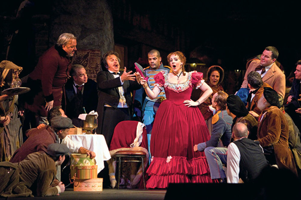 Ambasador Kirbi: Opera je kao lepa žena