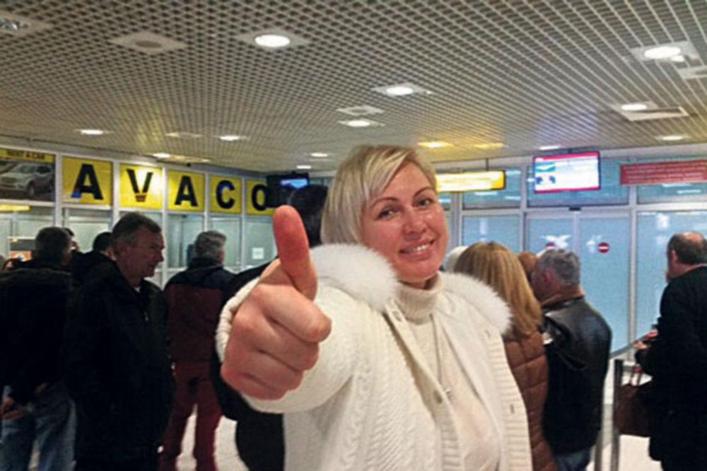 RUSKA ŠAMPIONKA RAGOZINA: Lejla mi je pobegla iz ringa