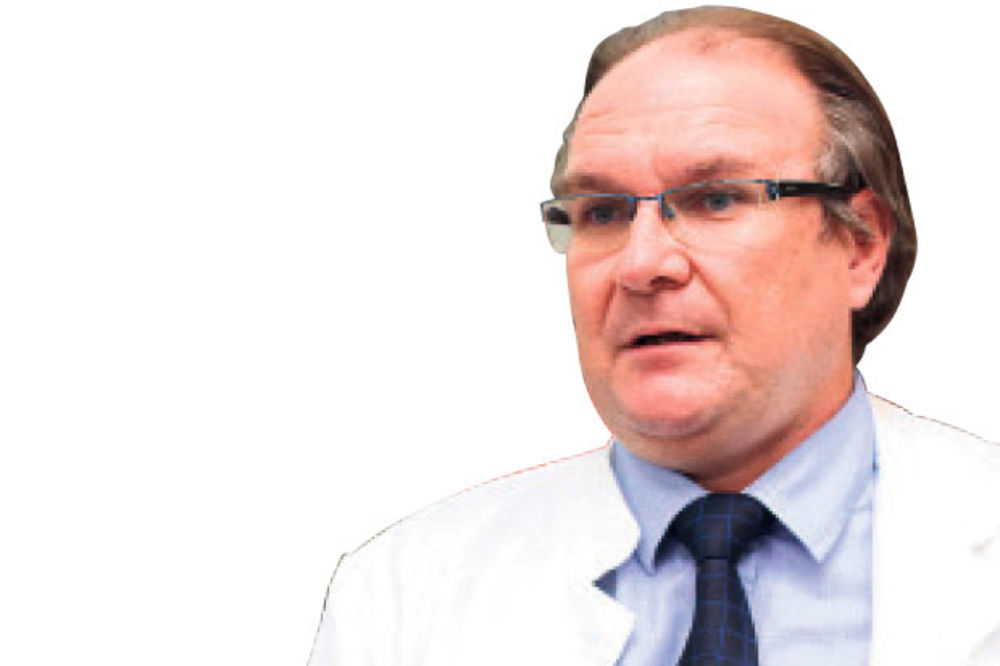 Doc. dr Nebojša Tasić Kardiolog: Rezistentna hipertenzija