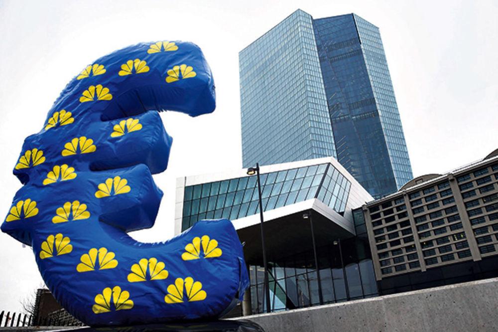 ECB: Slobodan pad evropske valute zarad preporoda privrede poput feniksa