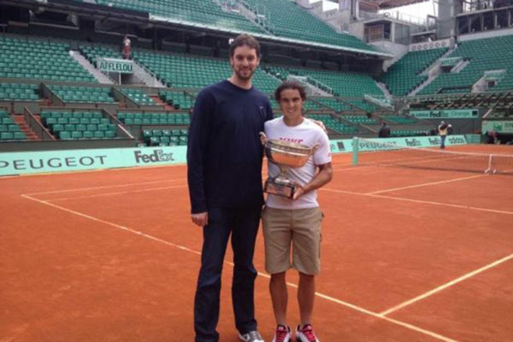 ŠPANSKA KUHINJA: Nadal, Gasol, Rudi Fernandez i Enrike Iglesijas otvaraju lanac restorana