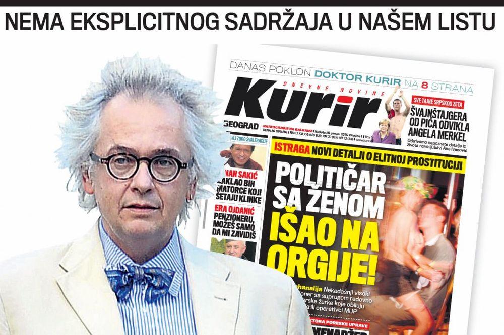BESMISLENO: Tasovac na Kuriru trenira strogoću!