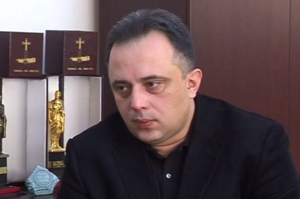 Uhapšen lider niških socijalista Igor Novaković!
