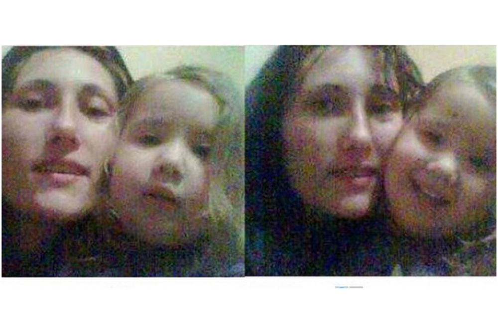 DA LI STE IH VIDELI: Nestale majka i ćerkica od dve godine