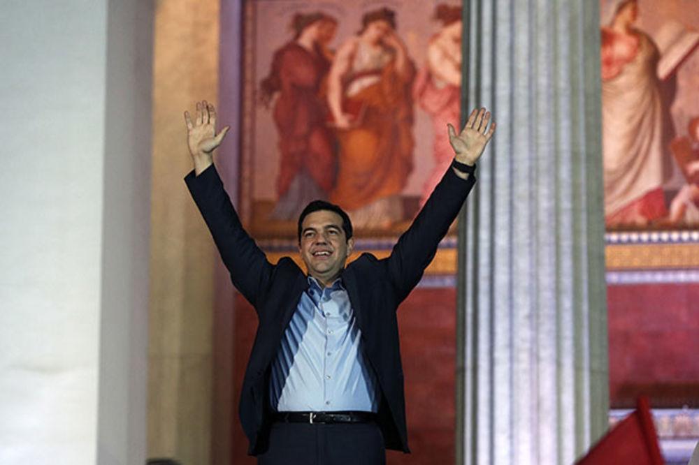 ŠOK IZ ATINE: Nova vlada okreće Grčku prema Rusiji, vlasti u Kijevu nazivaju neonacistima!