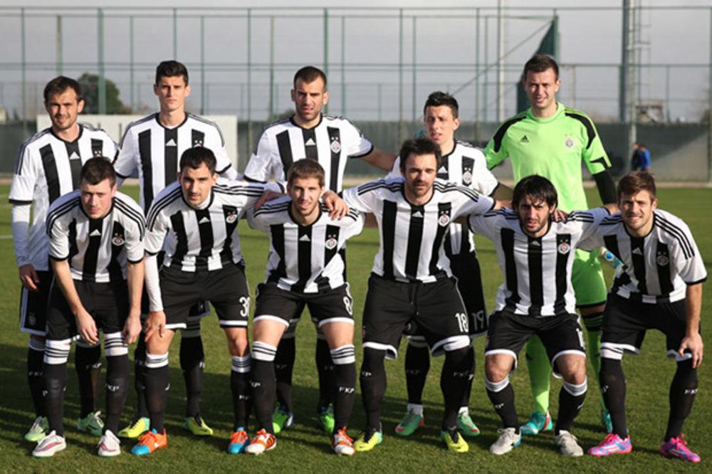 Partizan remizirao sa Cirihom, saigrači sprečili tuču Babovića i Škuletića