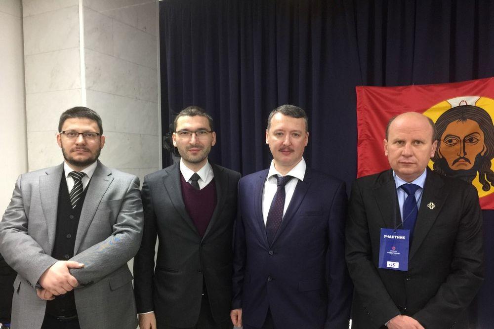 BILATERALNA SARADNJA: Čelni ljudi Treće Srbije u Moskvi kao gosti Pokreta Novorusija!