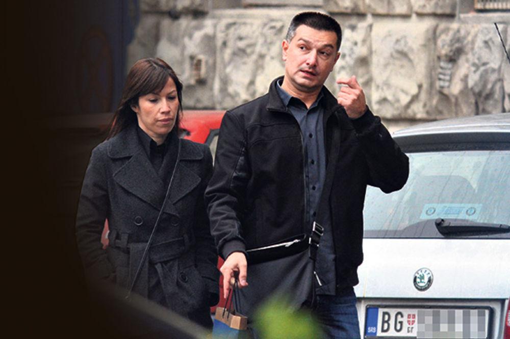 ČETIRI SATA U TUŽILAŠTVU: Saslušani Nebojša i Jelena Ognjanović
