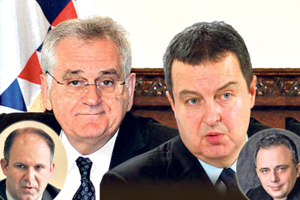 ČISTKA: Uhapšeni Nikolićevi i Dačićevi direktori!