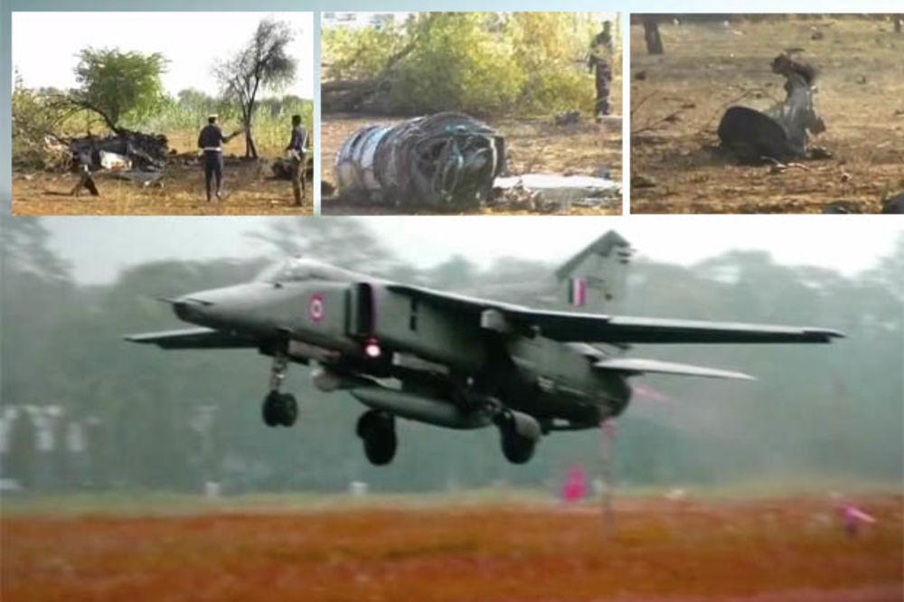 (VIDEO) ZNAK S NEBA: Delio pozivnice za svadbu, na glavu mu pao MiG-27!