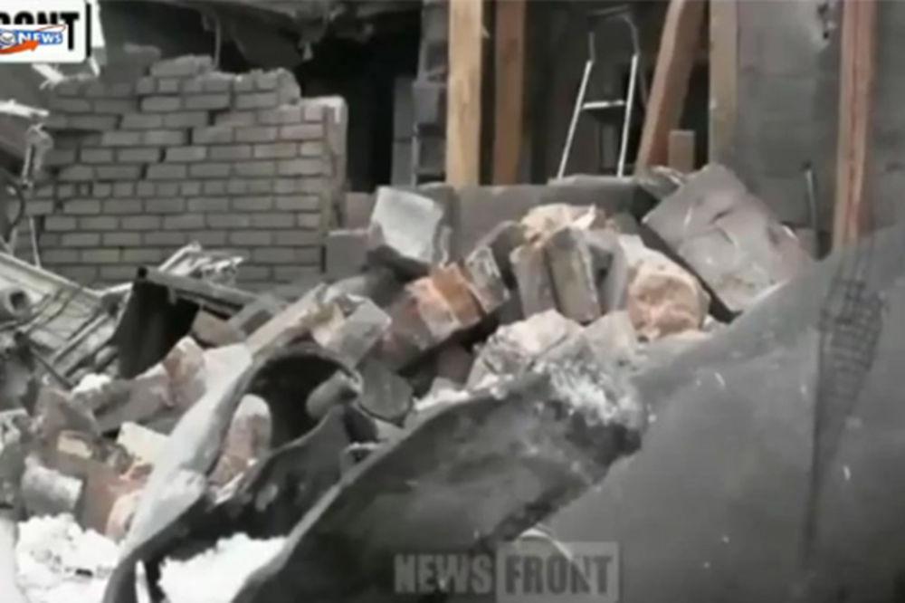 (VIDEO) LNR: 16 građana poginulo i 114 ranjeno u artiljerijskim napadima