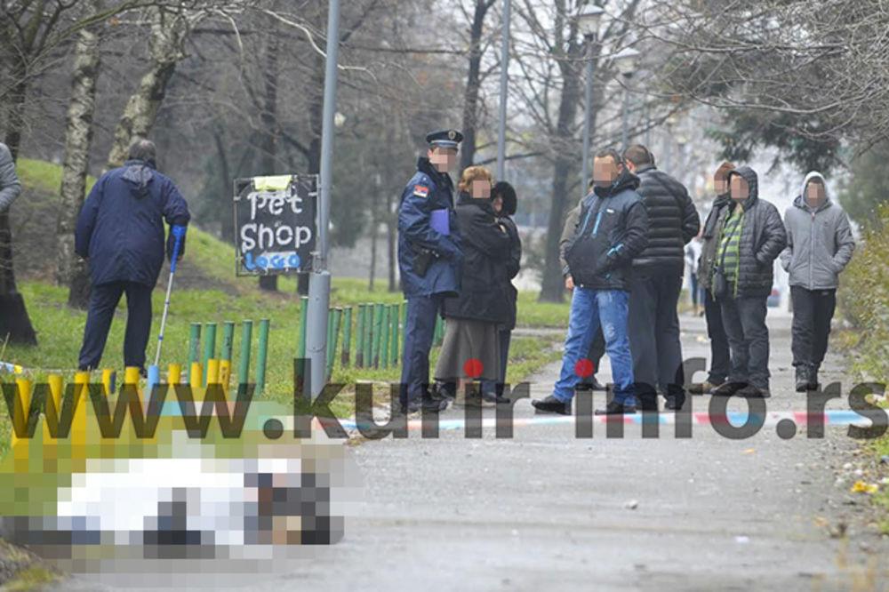 (UZNEMIRUJUĆI FOTO I VIDEO) Ubistvo mladića iz Kekine grupe na Novom Beogradu