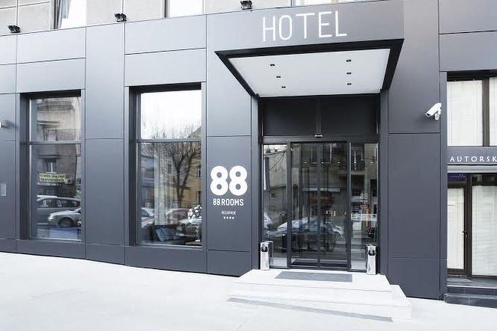 DOBITNIK PRESTIŽNE NAGRADE: Najpopularniji hotel u Srbiji 88 Rooms